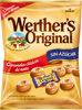Caramelos clásicos de mantequilla y nata sin azúcar - Product