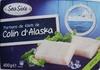 Portions de filets de Colin d'Alaska, surgelé - Produit