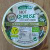 HOF GEMÜSE BROTAUFSTRICH - Produit