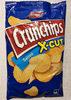 Crunchips X-cut, sós - Produit