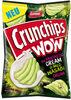 Crunchips Cream and Mild Wasabi - Produit