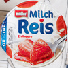 Müller Milch Reis Erdbeere - Produkt