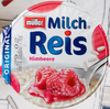 Müller Milch Reis Himbeere - Product