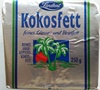 Kokosfett - Product