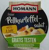 Feiner Pellkartoffelsalat mit Ei & Gurke - Product