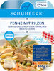 Schuhbecks Penne mit Pilzen - Product