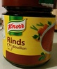 Rinds Bouillon - Product