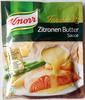 Zitronen Butter Sauce - Knorr - 52 G - Product