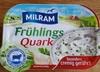 Milram Frühlings Quark - Produkt
