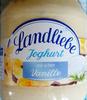 Landliebe Joghurt Mit Echter Vanille - Product