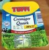 Cremiger Quark 20% Fett i. Tr. - Product