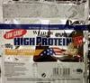 Low Carb, High Protein, Low Sugar, Peanut-Caramel Flavour - Produkt
