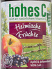 Heimische Früchte Apfel & Johannisbeere - Produit