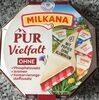 PUR Vielfalt Schmelzkäse - Produkt