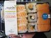 Edogawa, Sushi Box Matsu, (4 nigri saumo- 4 nigris crevette-2 california roll- 1 futomaki) - Produit