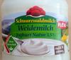 Weidemilch Joghurt Natur 3,5% Fett - Produkt