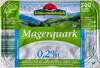 Magerquark - Produkt