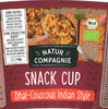 Snack Cup Dhal-Couscous Indian Style - Produkt