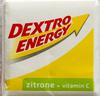Dextro Energy Vitamin C Zitrone - Prodotto