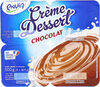 Crème dessert chocolat - Product