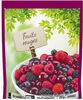 Mélange fruits rouges et fraises - Product