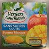 Spécialité Pomme Mangue SSA - Produit