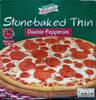 Stone baked Pepperoni Pizza - Product