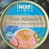 Thon Albacore MSC à l'huile d'olive - Product