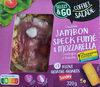 Coffret Salade Jambon Speck Fumé & Mozzarella - Prodotto