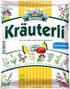 Bermont Kräuterli Kräuterbonbons - Producto