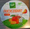 Fruchtjoghurt Pfirsich - Product