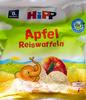 Apfel Reiswaffeln - Produkt