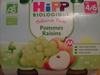 Délices de Fruits Pommes Raisins - Product