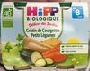 Gratin de Courgettes Petits Légumes - Produit