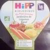 Jardinière de Légumes Bœuf biologique - Product