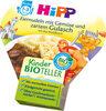 Bio-teller Eiernudeln Mit Gemüse - Produkt