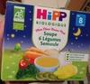 Soupe 6 légumes Semoule - Product
