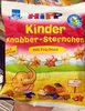 Kinder Knabber-Sternchen mit Früchten - Produit