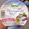 Heringssalat Rot mit Zuckern und Sussungsmittel - Produkt