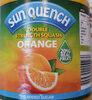 sun quench orange - Prodotto