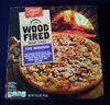 Mama Cozzi Wood Fired Five Mushroom Pizza - Product