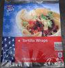 Tortilila Wraps, Nature - Product