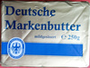 Deutsche Markenbutter mildgesäuert - Produit