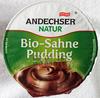Bio-Sahne Pudding chocolat - Produkt