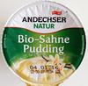 Bio-Sahne Pudding Vanille - Produkt