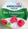 Bio Fruchtquark Himbeere - Produkt