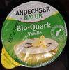 Bio-Quark Vanille - Produkt
