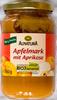 Apfelmark mit Aprikose - Produit
