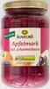 Apfelmark mit Johannisbeere - Prodotto