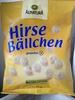 Boules soufflées au millet - Produkt